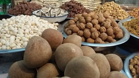 Dry fruits wholesale market |